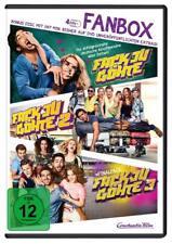 4 DVDs * FACK JU GÖHTE 1 2 3 - FAN BOX (+ BONUS-DISC) (Elyas M'Barek)# NEU OVP +