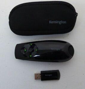 Kensington Green Wireless Presenter Expert K72426EU *FULLY WORKING* - D50