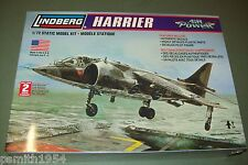 LINDBERG  HARRIER   1:72 scale  kit