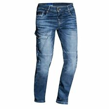 Ixon Defender Motorcycle Jeans Stonewash X-Large