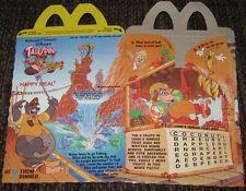 1990 McDonalds Happy Meal Box - TaleSpin Box #2