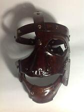 WWE WWF Leather Mankind Kane Mask