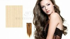 """Amy Aviance Clip In Human Hair Extension - Amy Clip It Yaky 7pcs 12"""" (US STOCK)"""