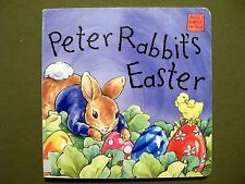 Peter Rabbit's Easter by Frederick Warne (2004, Board Book)