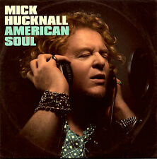 MICK HUCKNALL american soul CD 2012 PROMO w/cardboard sleeve SIMPLY RED as New