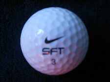 "40  NIKE ""SFT"" 2015/16 MODEL with ALIGNMENT ARROW -Golf Balls- ""PEARL/A"" Grades."