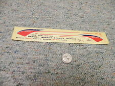Mach 1 decals 1/144 Braniff International Airways K50