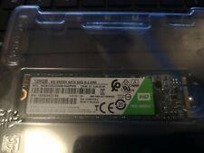 120GB WD Green, M.2 (2280) SSD, SATA III - 6Gb/s, 3D NAND, Read 545MB/s, Retail