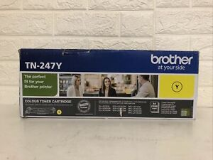 Genuine Brother TN-247Y Yellow Toner Cartridge DCP-L3510CDW A6RY