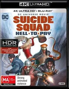 Suicide Squad - Hell To Pay UHD