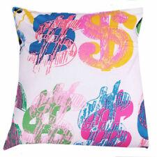 Cojines decorativos de 100% algodón 60 x 60 cm para el hogar