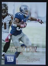 NFL 40 Victor Cruz New York Giants Panini Prestige 2015