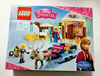 FROZEN LEGO PRINCESS 41066 l'avventura sulla slitta di Anna e Kristoff