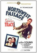 NORTHWEST PASSAGE (1940 Spencer Tracy)  Region Free DVD - Sealed