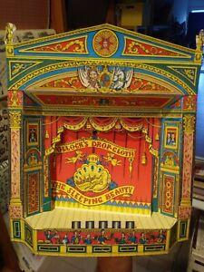 Teatrino marionette antico, Toy Theatre Pollocks Theatre Teatrillo de papel