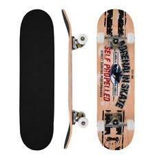 Four-wheeled Skateboard Adult Child Adolescent Double-skate Scooter US