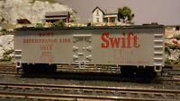 Life- Like HO Swift Wood Billboard Reefer, Exc.