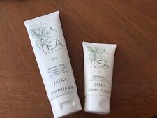 Jafra TEA Blend Nachtpflege + Reinigung/Gesichtswasser Neu