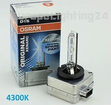 LAMPADINA LAMPADA ORIGINALE 1 x D1S OSRAM CBI XENARC 4300K 66144 XENON HDI