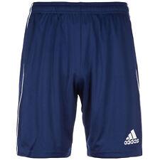 adidas Core 18 Training Shorts - Dark Blue/White, L