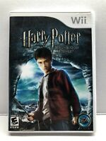 Harry Potter and the Half-Blood Prince (Wii, 2009) Complete - Free Shipping