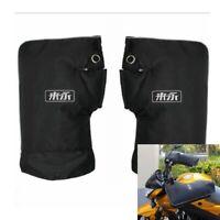 Motorcycle Motorbike Waterproof Scooter Gloves Handlebar Grip Muffs Hand Warmer