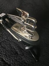 Bentley Mulsanne Flying B Drop Down Mascot Hood Ornament Assembly 3Y0853617 OEM