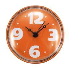 Diametre 2.75 pouces Horloge murale en caoutchouc impermeable a l'eau pour H9U5