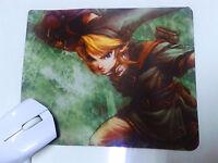 Alfombrilla raton Link Legends of Zelda mousepad SHIPS WORLDWIDE