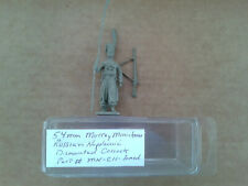 54mm Murray Models  Russian Napoleonic Dismounted Cossack  Primed