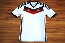 15-16 YEARS XL GERMANY NATIONAL TEAM 2014/2015 HOME FOOTBALL SHIRT JERSEY TRIKOT