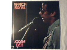JORGE BEN Africa Brasil lp ITALY RARISSIMO MAI SUONATO VERY RARE UNPLAYED!!!