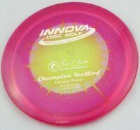 NEW Champion Teebird 171g Driver I-Dye Innova Disc Golf at Celestial Discs