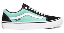 VANS OLD SKOOL PRO VN000ZD4W8K Black Jade Sneaker Lo Top Skate