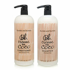 Bumble and Bumble Creme De Coco Shampoo and Conditioner 1000ml/33.8fl.oz SET