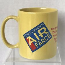 Royal Canadian Air Farce Comedy Television Show CBC Canada Politics Coffee Mug