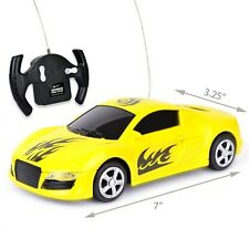 Nitrous Street Racer Super Quick R/C Car w/Working Headlights - 27MHz (White)