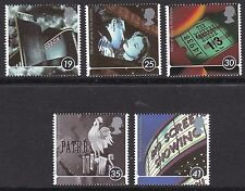 GB GREAT BRITAIN 1996 CINEMA CENTENARY SET NEVER HINGED MINT