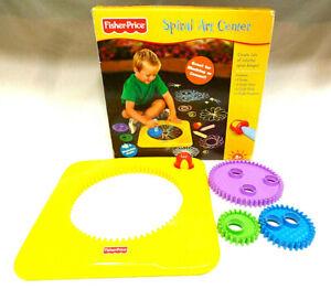 Fisher Price Spiral Chalk Art Center - EUC - 2010 - Mattel