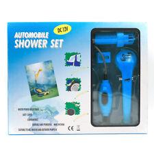 12V Portable Shower Kit Adjustable Water Pressure Camping Hiking Adventure