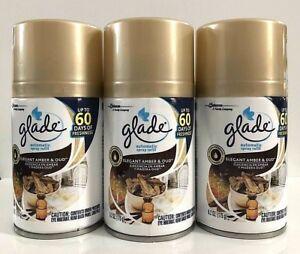 GLADE ELEGANT AMBER & OUD Air Freshener Spray Refill