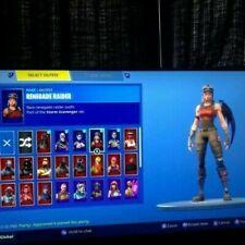 Fortnite Account RARE + 200 Skins OG (Renegade Raider, Ghoul...) FULL ACCESS