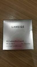 Laneige BB Cushion Pore control SPF50+/PA+++ No. 21-Natural Beige with Refill