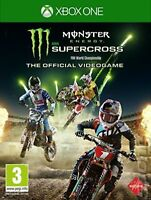 Monster Energy Supercross: The Official Videogame (Xbox One) PEGI 3+ Racing:
