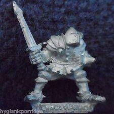 1985 CHAOS WARRIOR 0201 21 CH2 Boris heartcleaver Citadel Warhammer Esercito Orde
