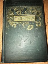 Alfred Tennyson THE COMPLETE POETICAL WORKS OF ALFRED TENNYSON  Vintage Copy