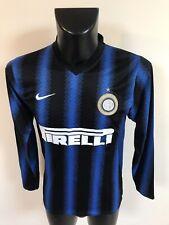 Maillot Foot Ancien Inter Milan Numero 9 Eto'o Taille S