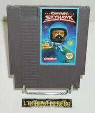 ++ ref 2 / cartouche de jeu nintendo NES captain skyhawk - FRA ++