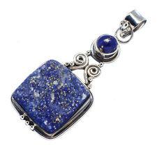Halsketten & Anhänger aus Sterlingsilber mit Lapis Lazuli
