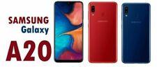 SAMSUNG GALAXY A20 Brand New 2019 MODEL 32GB DUAL SIM 4G LTE UNLOCK